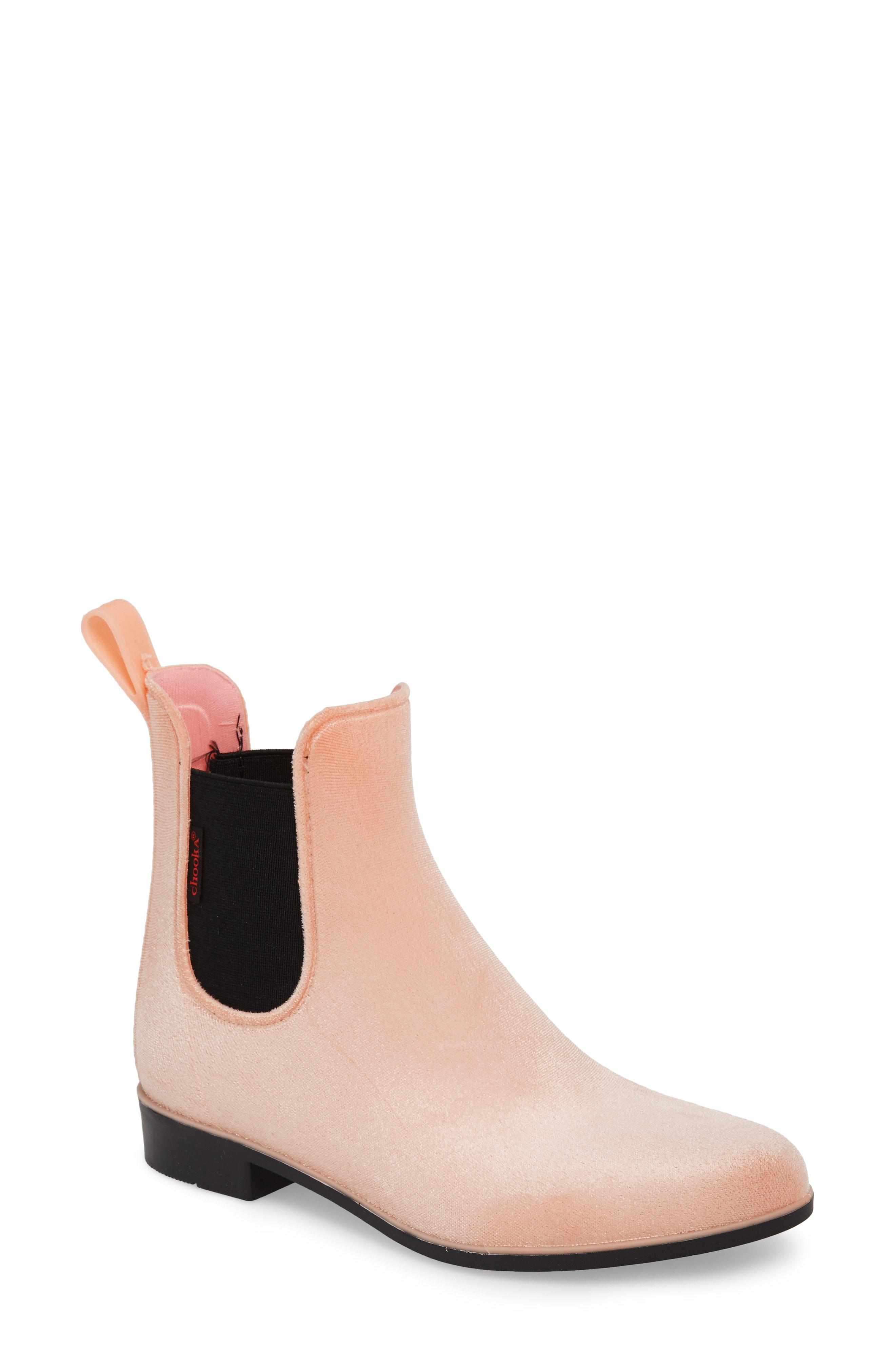 Velvet Chooka Boot